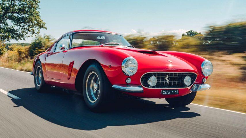 GTO Engineering 250 SWB Revival, un Ferrari 250 GT SWB puesto al día
