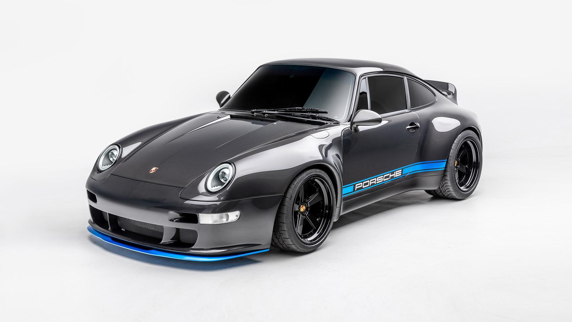 Gunther Werks 993, un restomod muy especial del Porsche 911