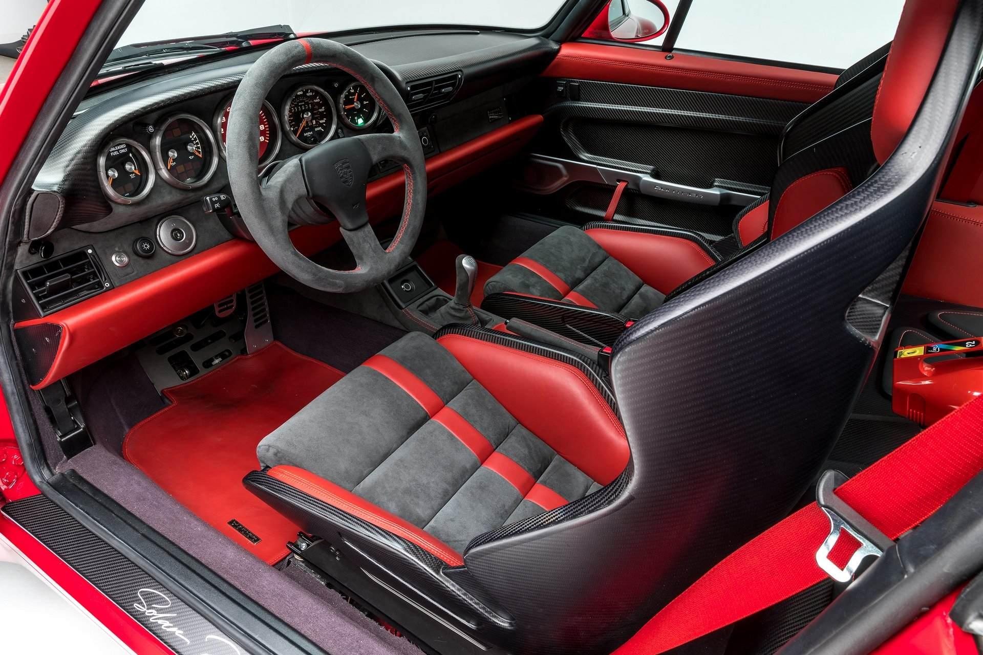 Gunther Werks 993 interior 06