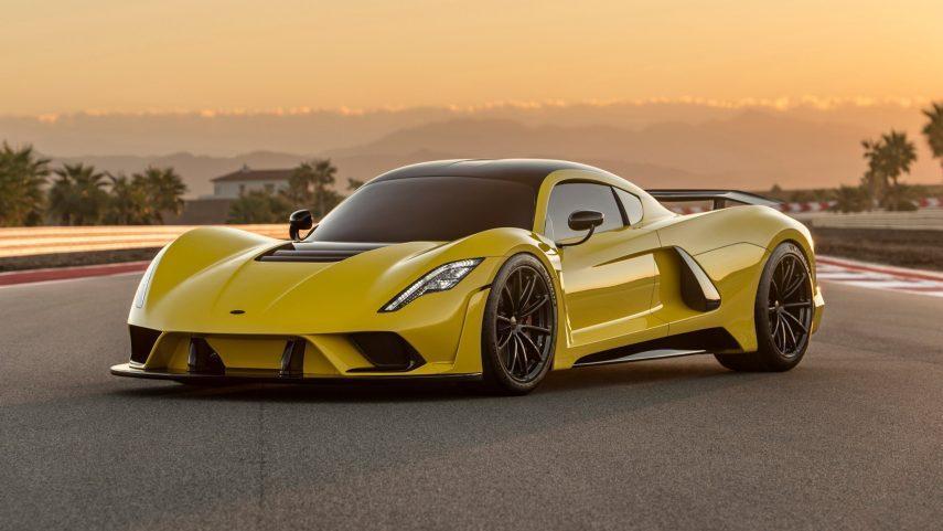 El Hennessey Venom F5 de producción ya tiene fecha final de llegada
