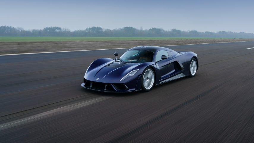 El Hennessey Venom F5 está casi listo y promete una aceleración de 0 a 400 km/h en 15,5 segundos