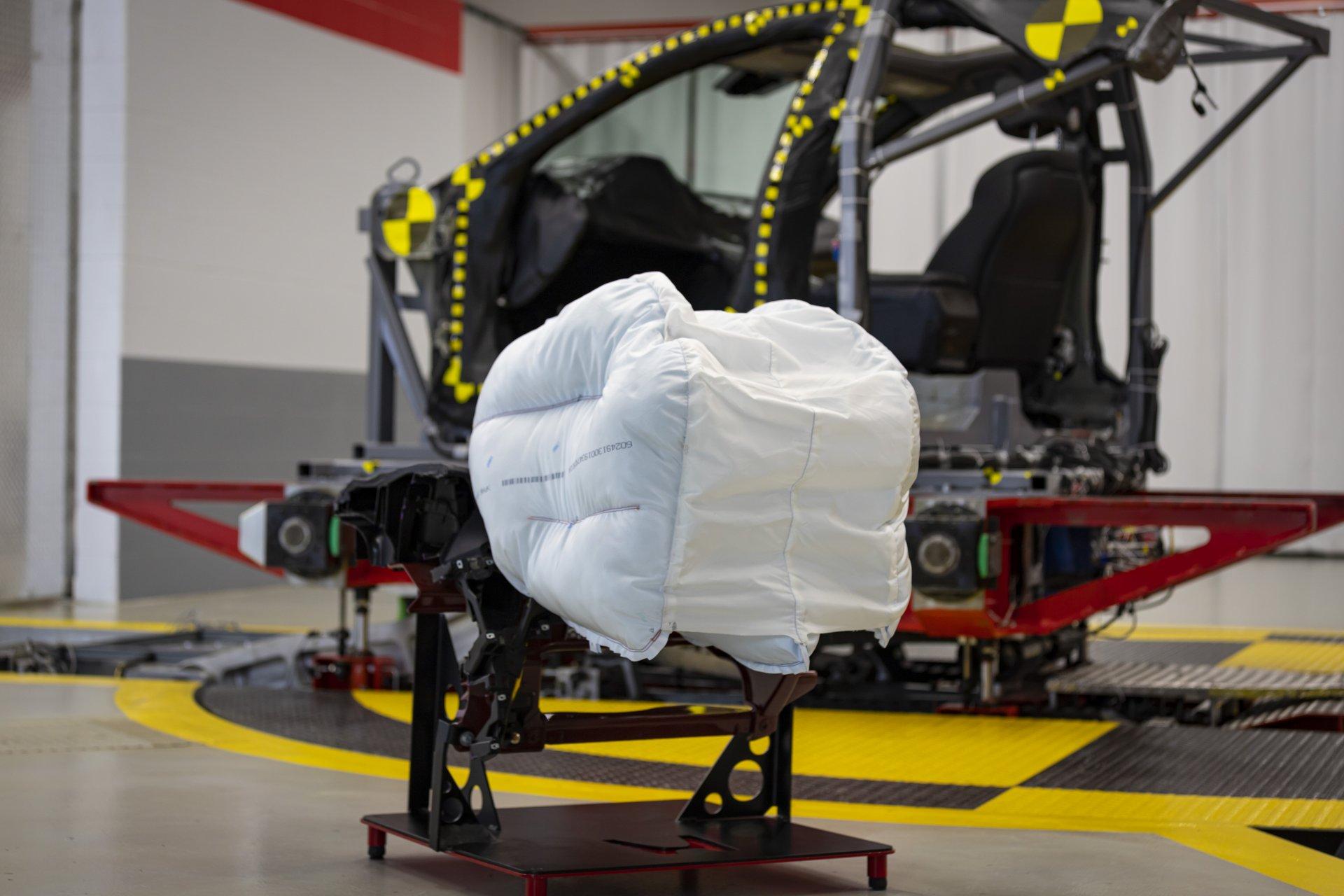 Honda nuevo Airbag 2