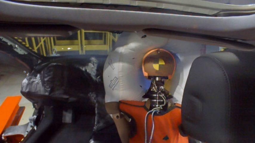 El nuevo airbag de Honda promete mayor seguridad