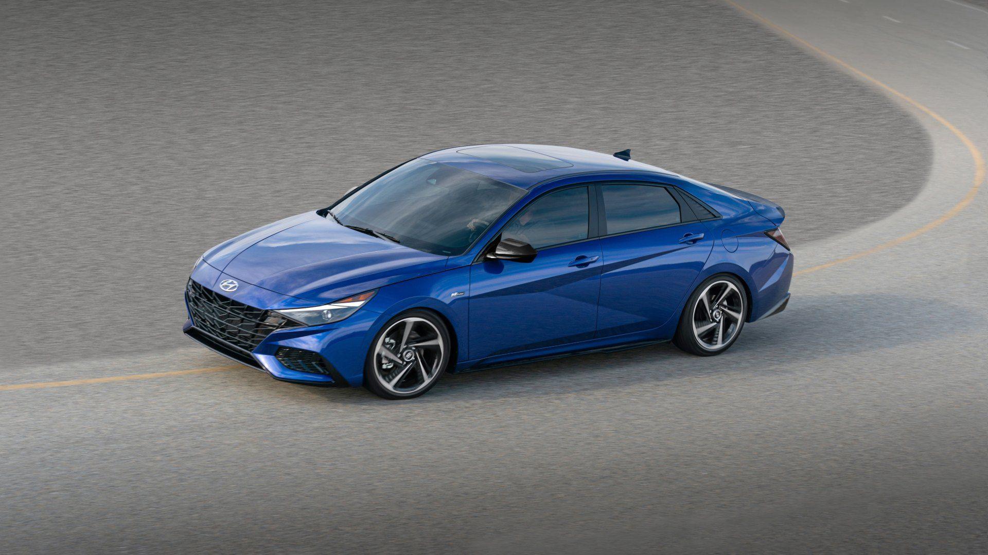 Hyundai Elantra N Line, más picante para el sedán surcoreano