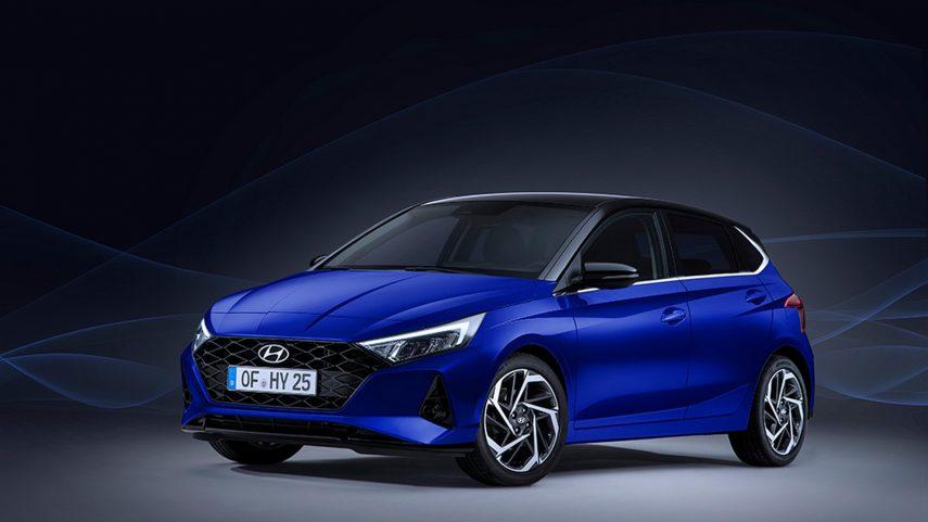 Nuevo Hyundai i20, primeras imágenes y datos