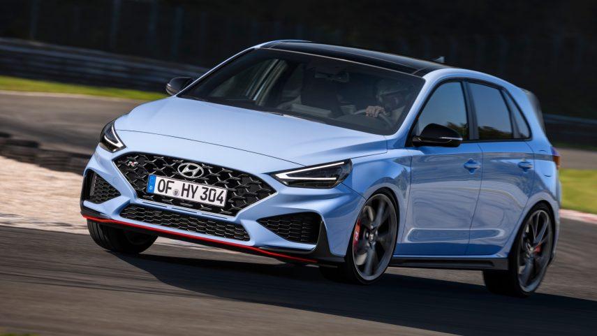 El Hyundai i30 N se actualiza y llega con algo más de potencia