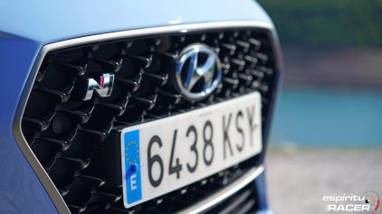 Hyundai i30 N Fastback 2019 08