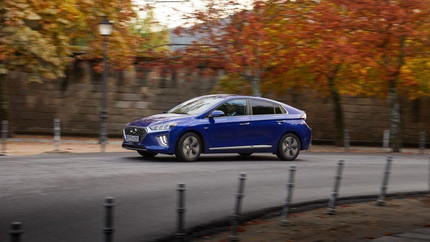 Hyundai IONIQ 2019, ligera actualización para mejorar eficiencia