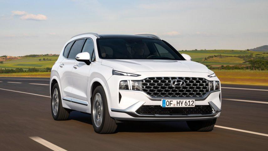 Hyundai Santa Fe 2021, un paso adelante