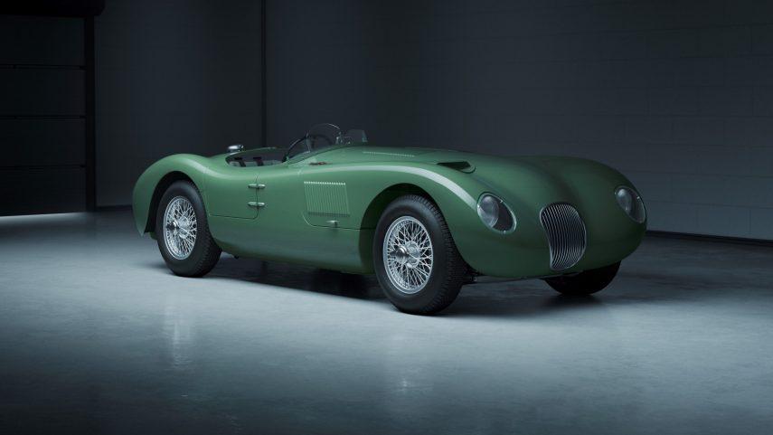 Jaguar C-Type Continuation, el renacimiento de una leyenda del motor