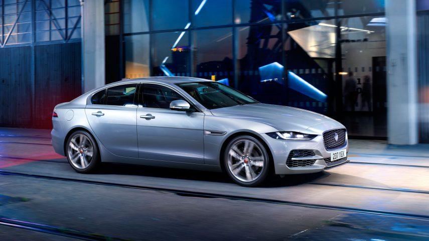 Jaguar XE 2021, simplificando y mejorando la gama