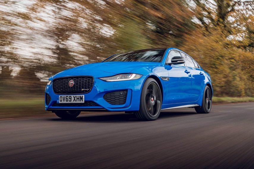 Las berlinas Jaguar XE y XF podrían ser reemplazadas por un compacto