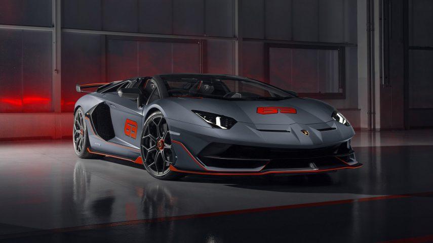 Lamborghini Aventador SVJ 63 Roadster y Huracan EVO GT, dos series limitadas para soñar