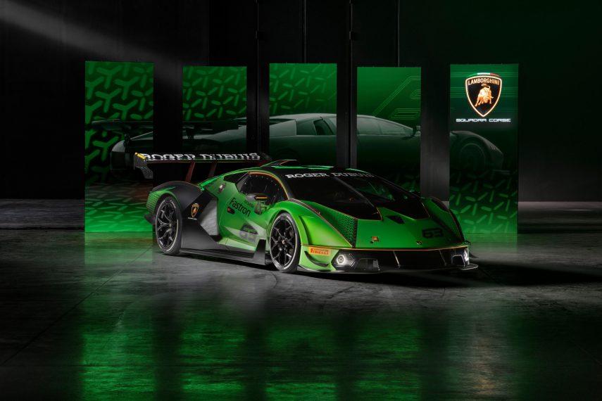 Lamborghini Essenza SCV12, el nuevo hiperdeportivo de edición limitada
