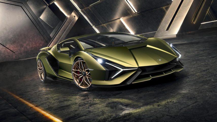 El nuevo Lamborghini Sián entra en la era híbrida con 819 CV