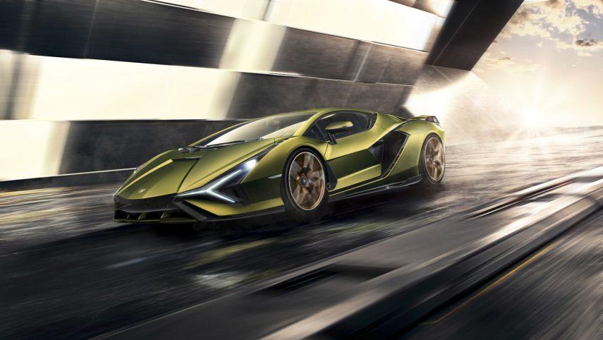 Lamborghini Sian 2019 3