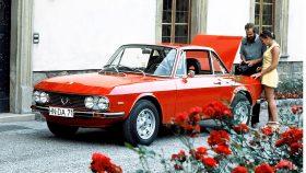 lancia fulvia coupe 1600 hf lusso