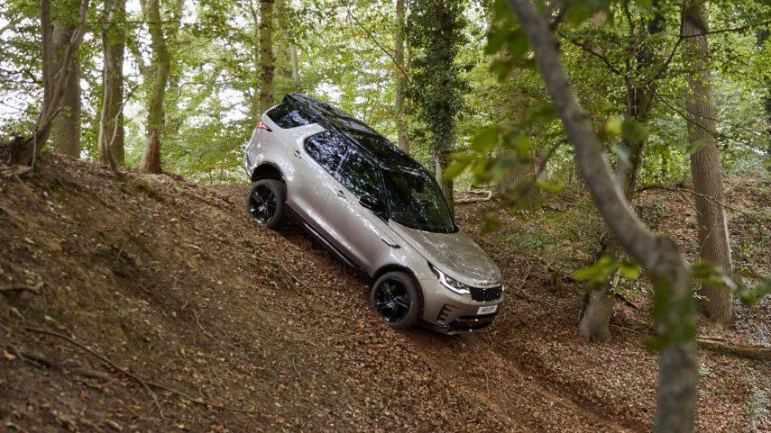El nuevo Land Rover Discovery ya está disponible en España