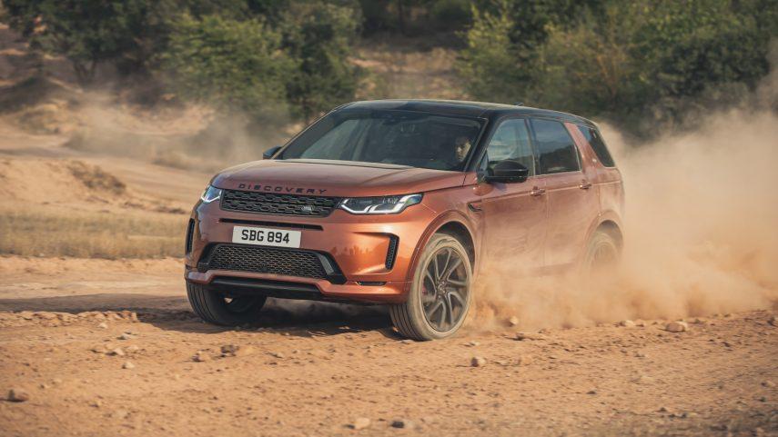 Novedades para los Range Rover Evoque y Land Rover Discovery Sport