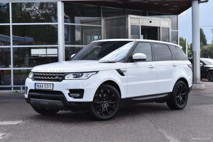 Land Rover Range Rover Sport Real