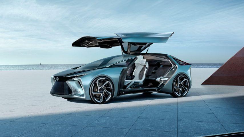 Lexus LF-30 Electrified, el concepto que prevé el coche de 2030