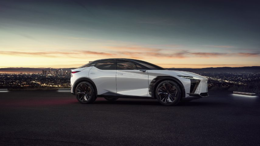 El Lexus LF-Z Electrified adelanta el futuro de la marca