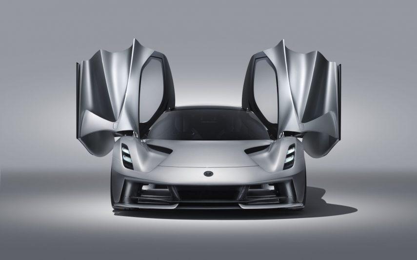 Ya se conocen nuevos datos del hiperdeportivo eléctrico Lotus Evija