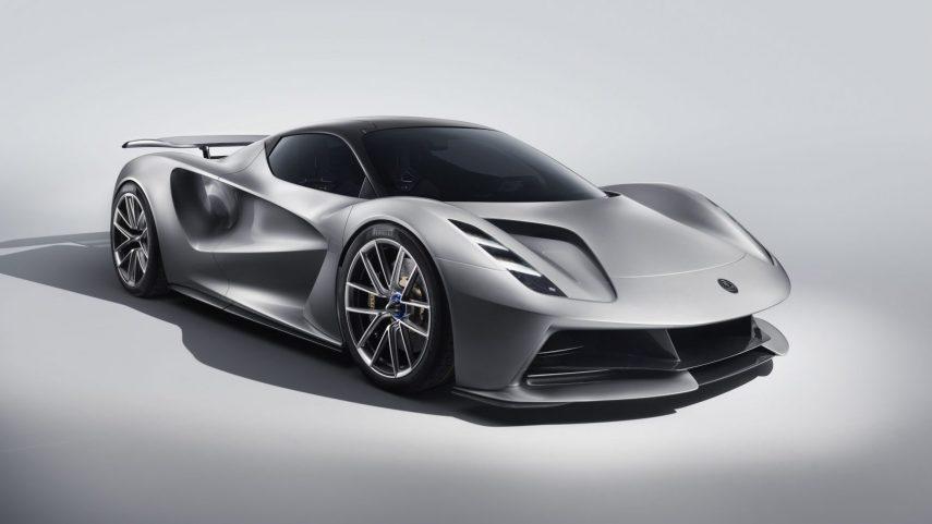 El motivo del retraso del Lotus Evija: Lotus rompe la colaboración con Williams