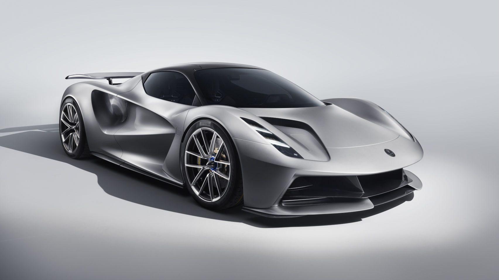 Lotus Evija, una bestia de 2.000 CV eléctricos