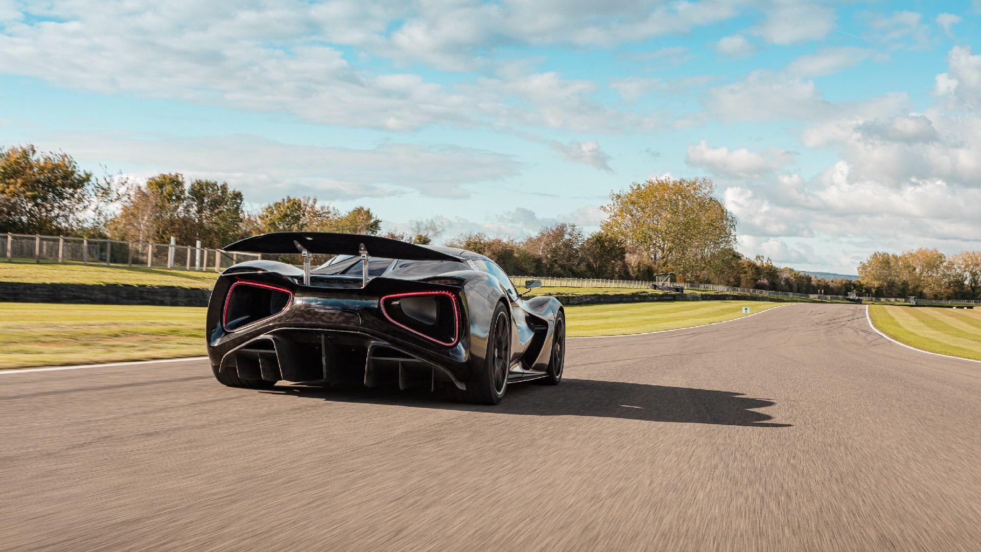 Lotus lanzará cuatro modelos eléctricos en los próximos cinco años