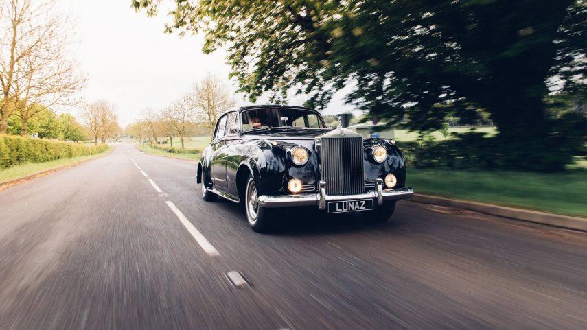 Los Rolls-Royce eléctricos de Lunaz ya están saliendo a las carreteras