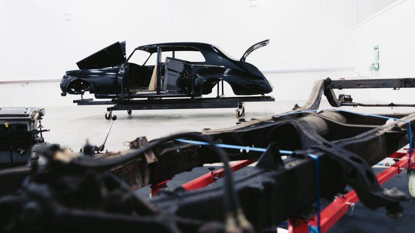 Lunaz Rolls Royce Phantom V 3