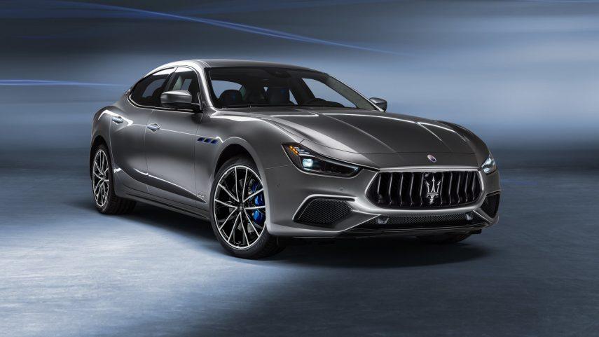 Maserati Ghibli Hybrid, la variante microhíbrida del Ghibli