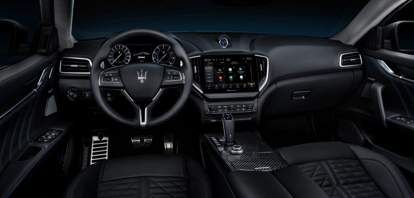 Maserati Ghibli Hybrid 17