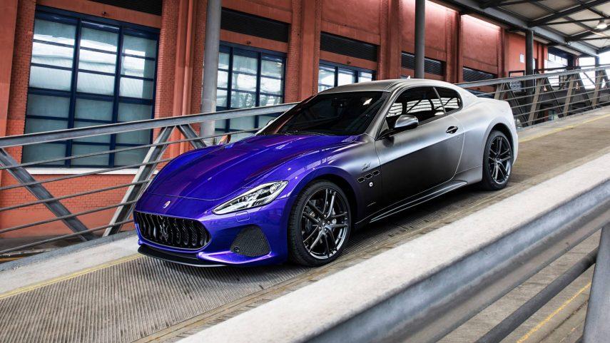 Maserati GranTurismo Zéda, el adiós del GT italiano
