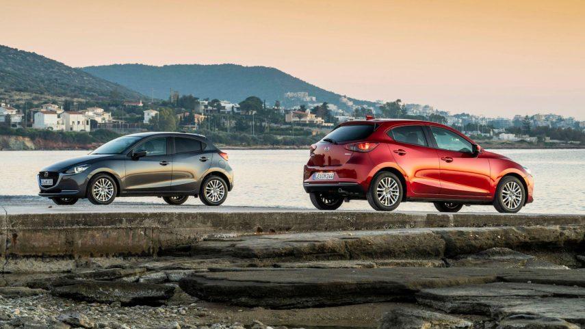 El nuevo Mazda2 ya está en España