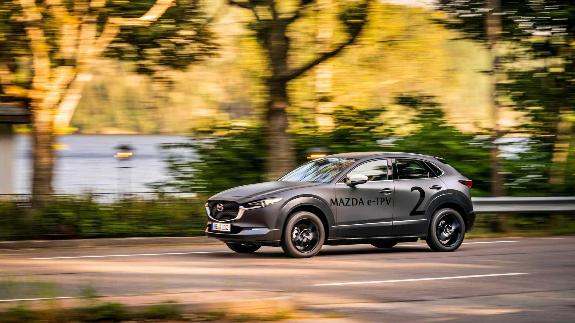El primer coche eléctrico de Mazda estará en el Salón de Tokio
