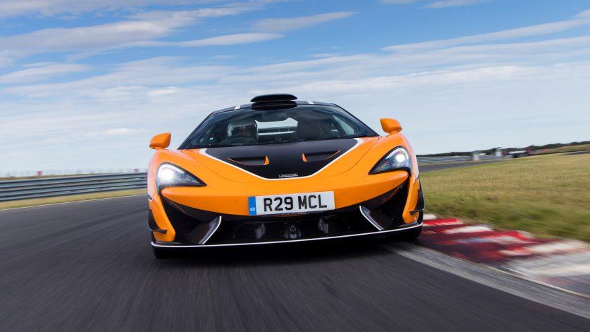McLaren 620R R pack, pequeñas mejoras para el superdeportivo inglés