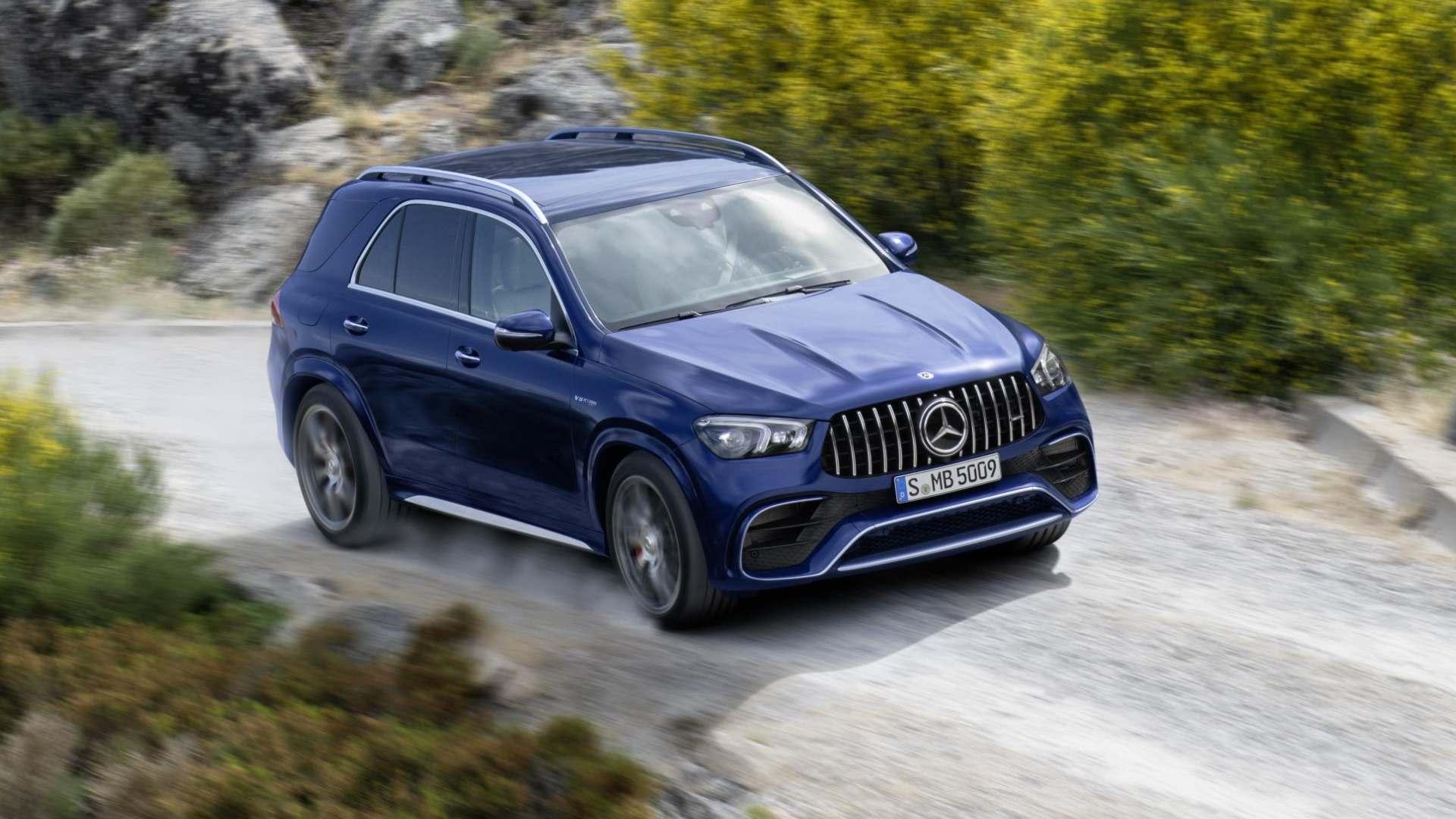 Mercedes-AMG presenta los GLE 63 4MATIC+ y GLE 63 S 4MATIC+