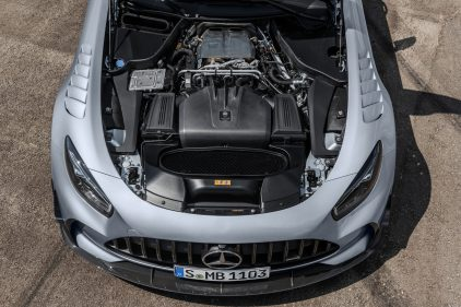 Mercedes AMG GT Black Series 2020 71