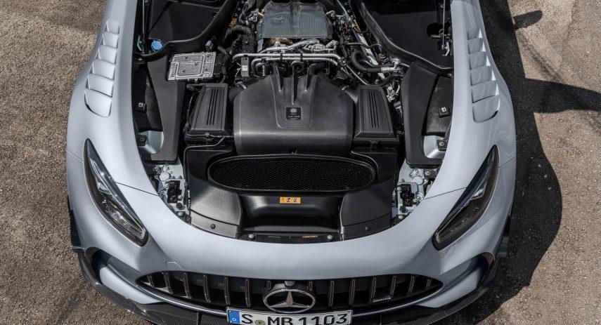 Mercedes AMG GT Black Series 2020 71