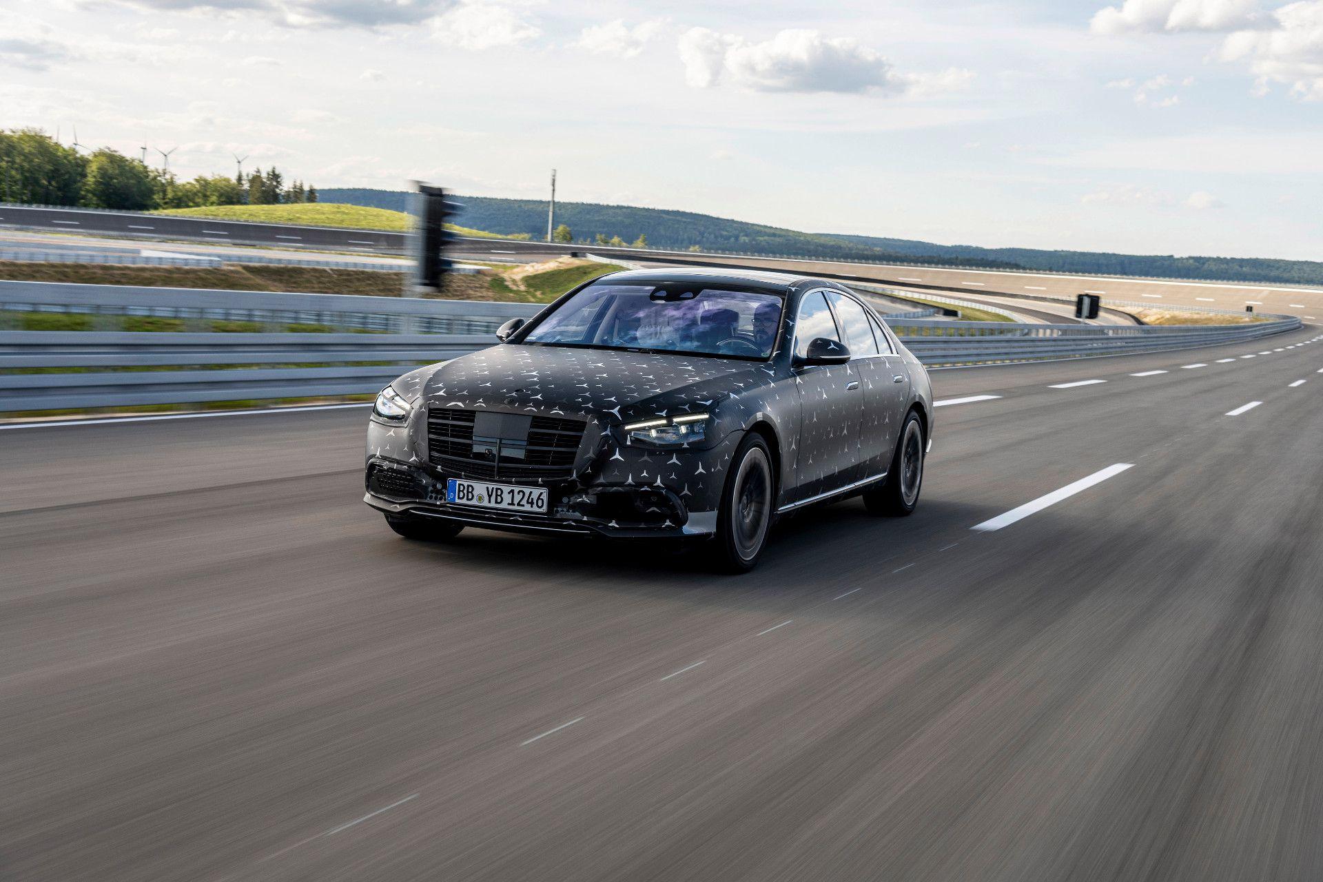 Estas son las innovaciones en seguridad de la nueva Clase S de Mercedes