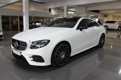 Mercedes Benz Estafa