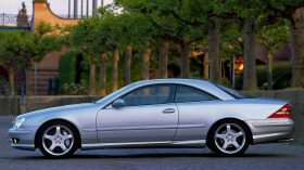 mercedes cl 55 amg f1 limited edition (2)