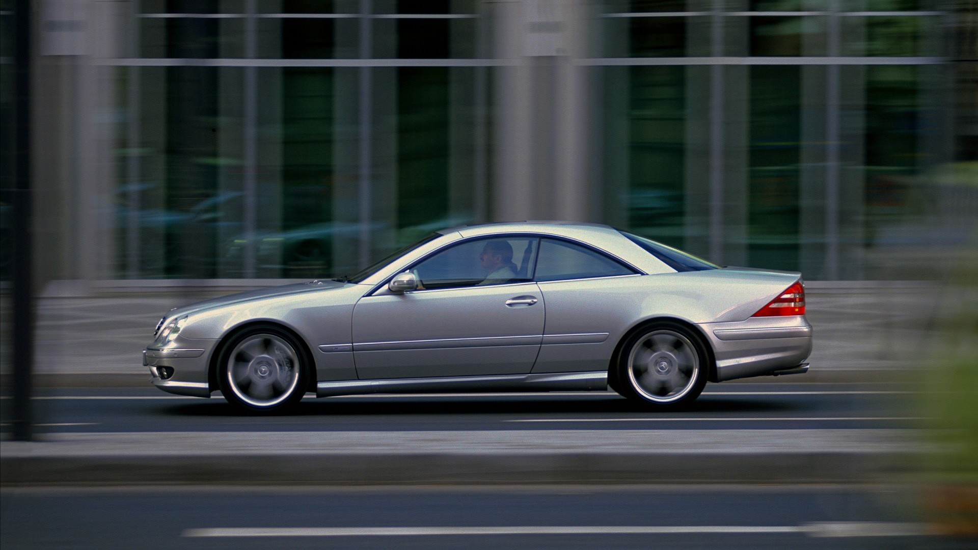 mercedes cl 55 amg f1 limited edition (3)