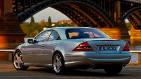 mercedes cl 55 amg f1 limited edition (5)