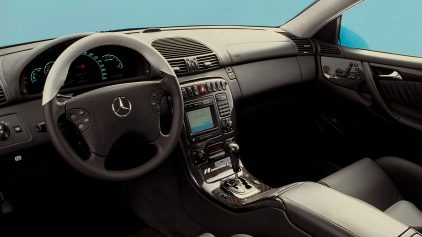 mercedes cl 55 amg f1 limited edition (8)