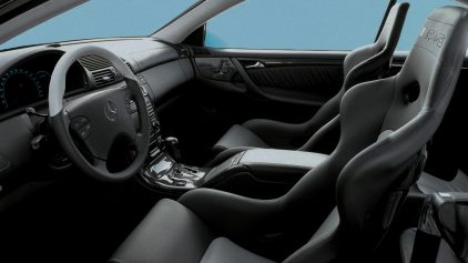 mercedes cl 55 amg f1 limited edition (9)