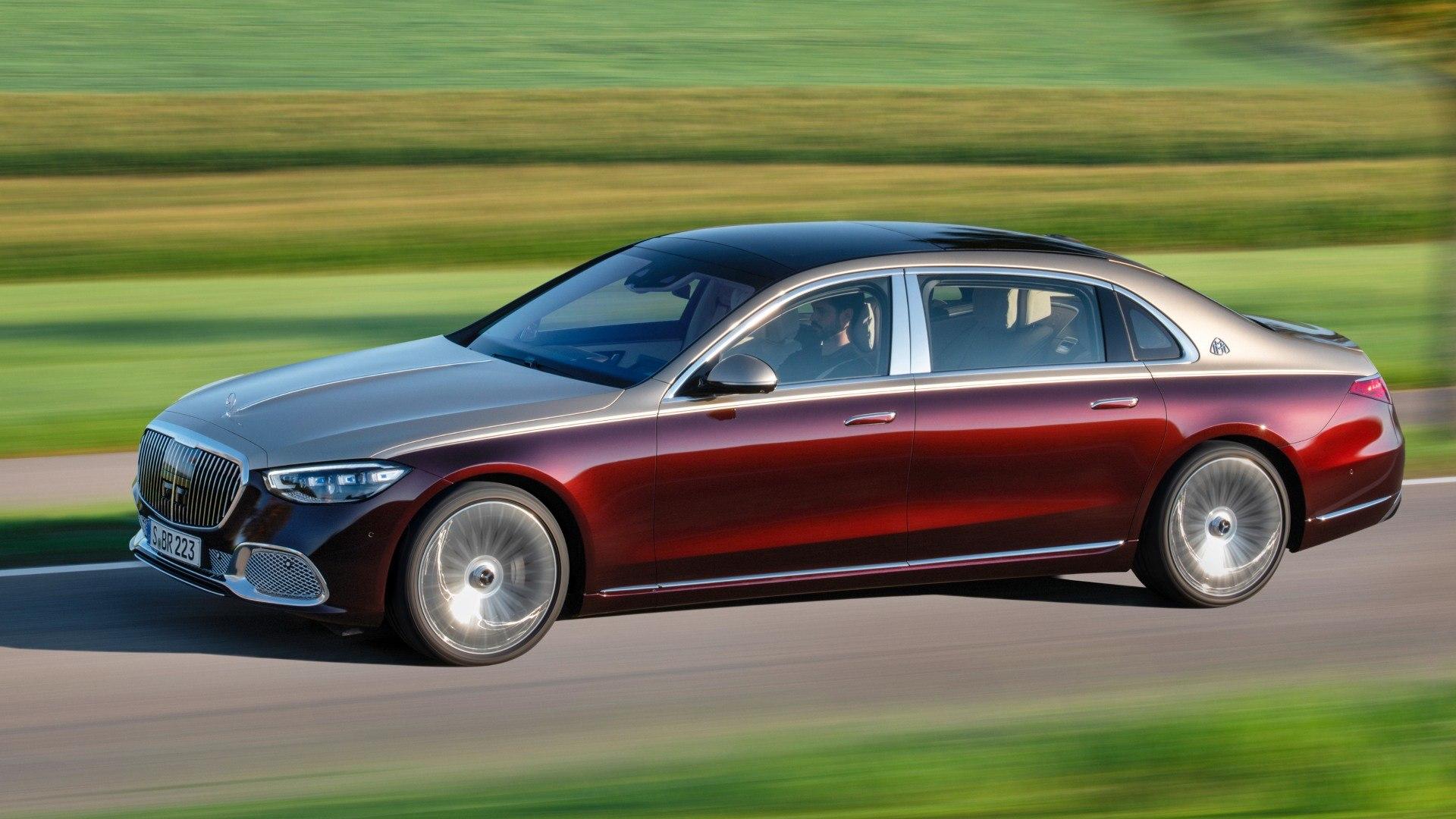 Mercedes-Maybach Clase S, opulencia al estilo alemán