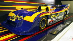Museo Porsche 03 Sunoco Blue